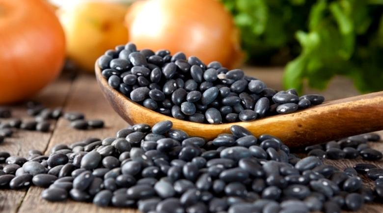 Черният боб – по-антиоксидантен и от боровинката