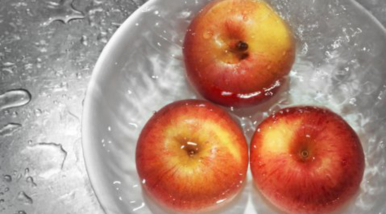 Прочистете белите си дробове с ябълки и чесън