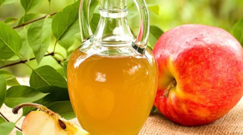Ябълков оцет за здраве и против старчески петна, действа антисептично