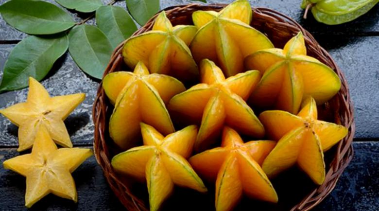 Карамбола – един звезден плод, богат на различни минерали и витамини