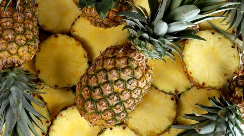 Яжте ананас, за да имате здрави стави