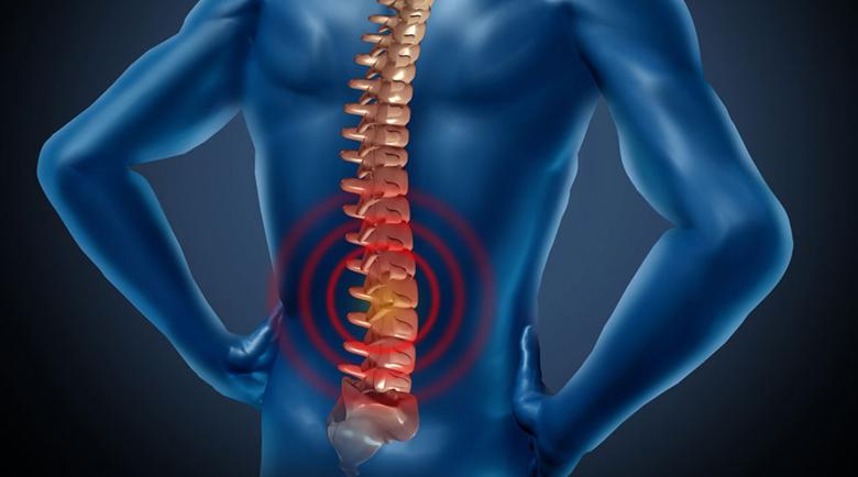 При болки в кръста – масаж, акупресура и упражнения на помощ