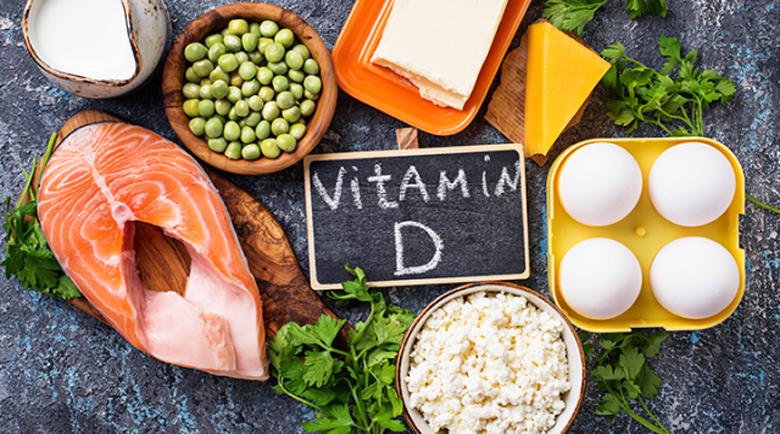 Вижте кои храни са източник на витамин D
