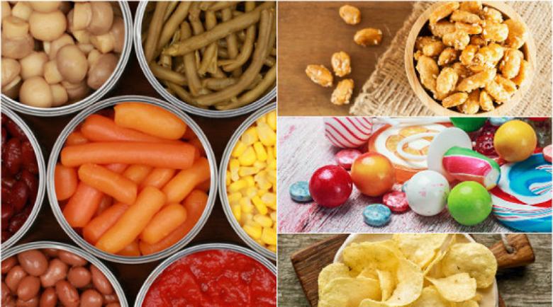 Няколко полезни храни ни зареждат с калций