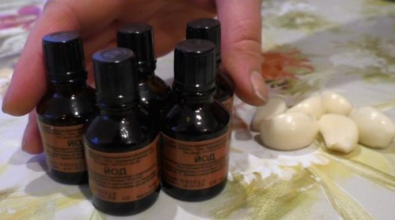 Направете магичен йод при разширени вени, гъбички на ноктите и болки в ставите