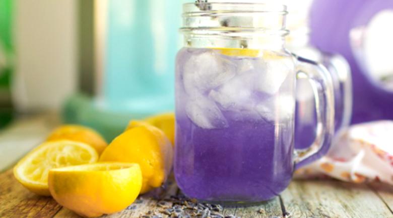 Лимонада от лавандула срещу главоболието и безпокойството