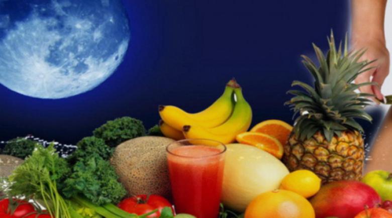 Уникална лунна диета, която действа само през август