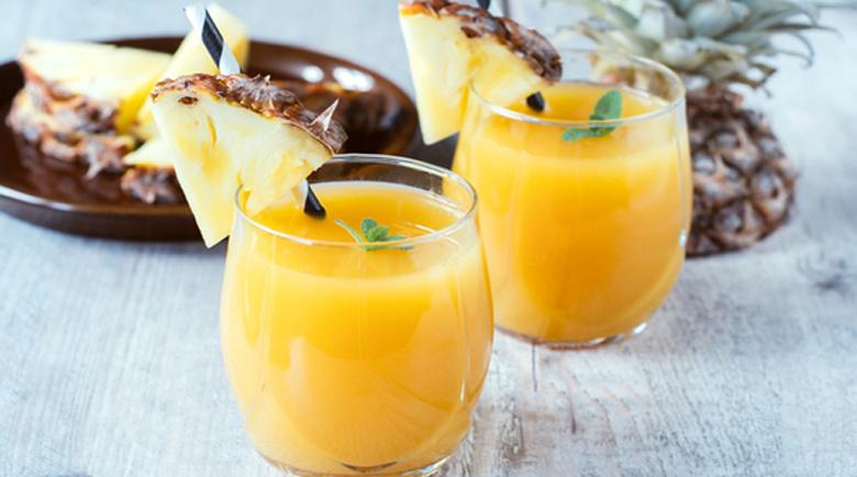 Сок от ананас – защо да пием свежата напитка всеки ден