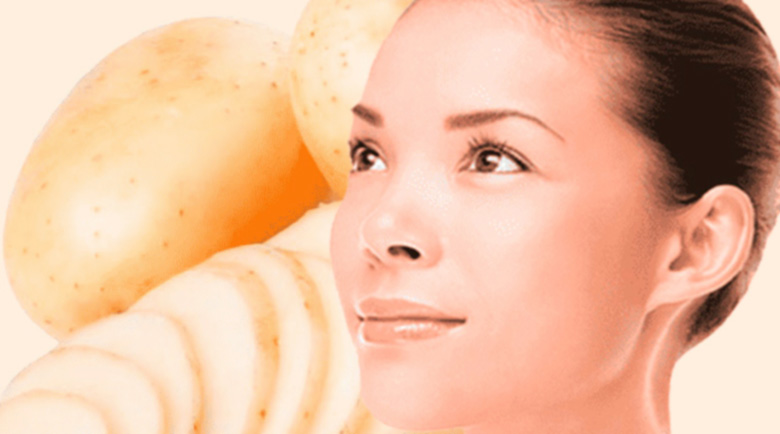 Сурови картофи за лице: 5 тайни на перфектна кожа