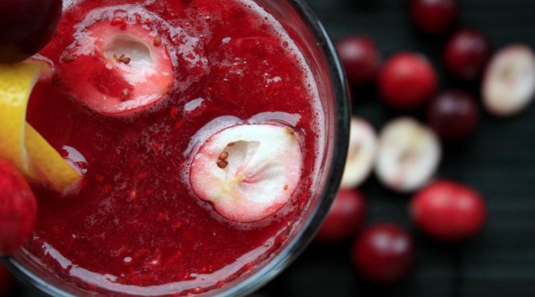 Сок от червени боровинки – научно доказаните ползи за здраето