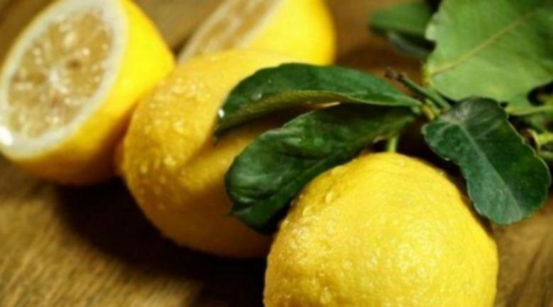 Стопирайте болките в гърба с йод и лимон