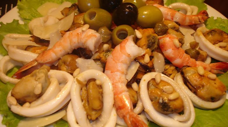 Яжте морски дарове и яйца за бърз метаболизъм