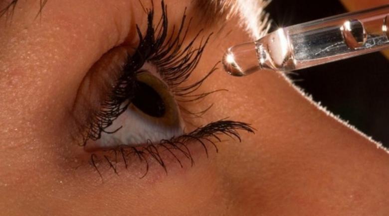 Херпесът на окото поразява ретината