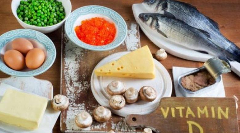 Вижте как да си набавим витамин D чрез храната