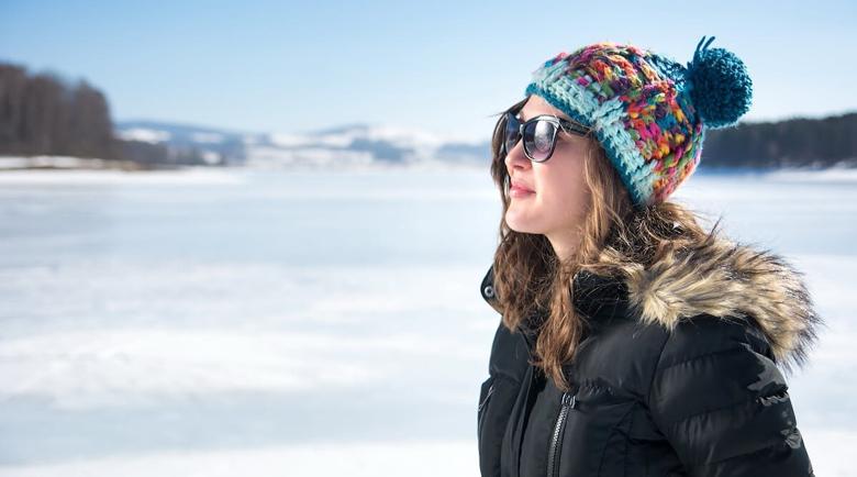 Какво представлява и опасна ли е снежната слепота?