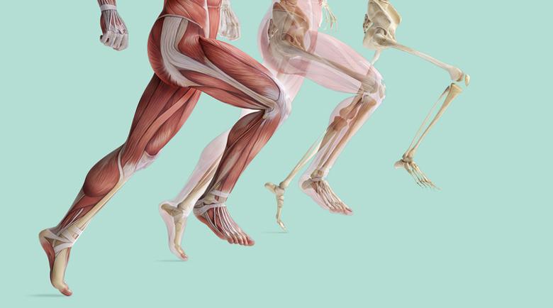Алексия Кларк: По-добре е да ходите бързо, отколкото да тичате, ако искате да отслабнете