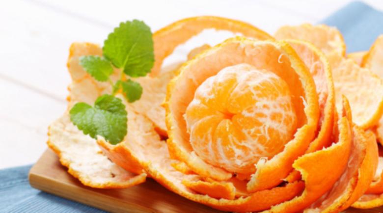 Не хвърляйте корите от мандарини, ще сгрешите