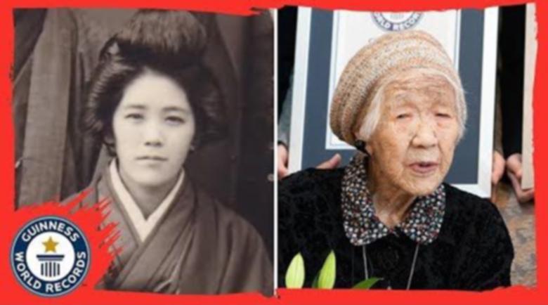 118-годишна японка съветва как да живеете без болести и излишни килограми