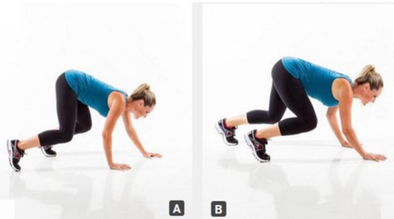Мечата походка подобрява храносмилането, здравето на сърцето и гърба