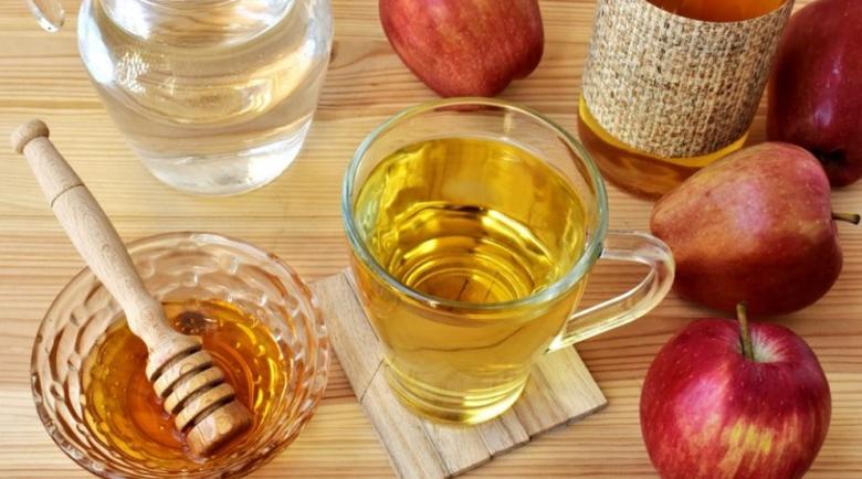 Оцет и мед церят подаграта