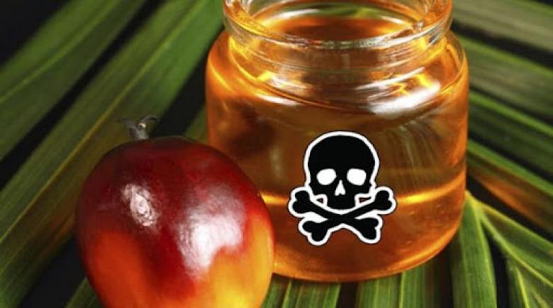 Палмовото масло е по-отровно от живака